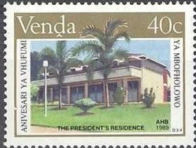 Colnect-3836-959-Independence-10th-ann-Presidential-residence.jpg