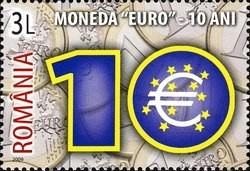 Colnect-763-024-10-years-of-EURO.jpg