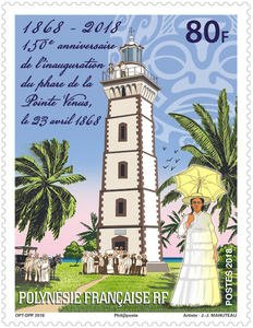 Colnect-4941-184-150th-Anniversary-of-Point-Venus-Lighthouse.jpg