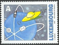 Colnect-2481-898-Spacecraft-in-flight-cell-phone-letter-and--in-orbit-arou.jpg