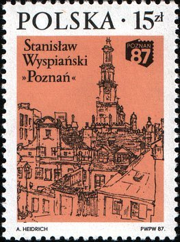 Colnect-1966-073--quot-Poznan-and-Town-Hall-quot--S-Wyspianski.jpg