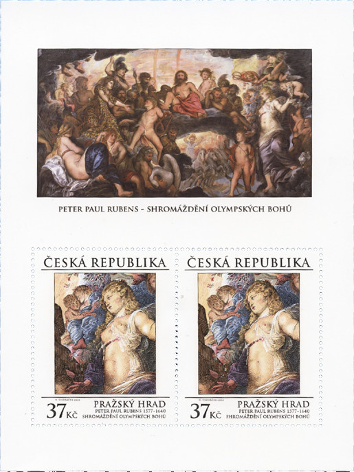 Colnect-2137-309-Peter-Paul-Rubens-Assembly-of-Olympian-Gods.jpg