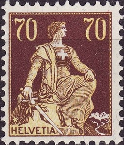 Colnect-618-238-Helvetia-with-sword.jpg
