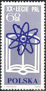 Colnect-452-580-Atom-symbol-and-book.jpg