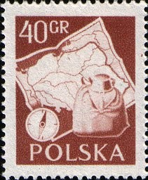 Colnect-1986-965-Compass-and-backpack-map-of-Poland.jpg