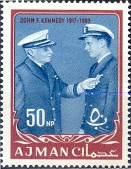 Colnect-2273-430-Kennedy-as-Lieutenant.jpg