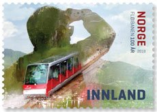 Colnect-5025-165-Centenary-of-the-Fl%C3%B8ibanen-Funicular-Rail.jpg