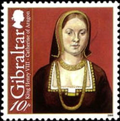 Colnect-640-592-King-Henry-VIII---Catherine-of-Aragon.jpg