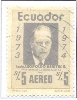 Colnect-2543-252-Leopoldo-Benites-Vinueza-President-of-the-General-Assembly-.jpg