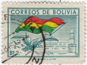 Colnect-850-179-Condor-and-flag-of-Bollivia.jpg