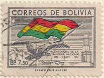 Colnect-850-182-Condor-and-flag-of-Bollivia.jpg