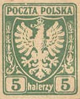 Colnect-731-519-The-Polish-eagle-on-heraldic-shield.jpg