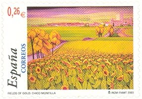 Colnect-592-659---Fields-of-gold---by-Chico-Montilla.jpg