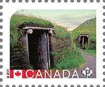 Colnect-3794-505-L-rsquo-Anse-aux-Meadows-National-Historic-Site.jpg