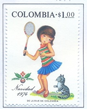 Colnect-2496-415-Girl-with-tennis-racket.jpg