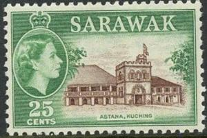 Colnect-6012-161-Types-of-1955-57---Astana-palace-in-Kuching.jpg
