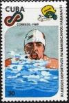 Colnect-1825-864-Swimming.jpg