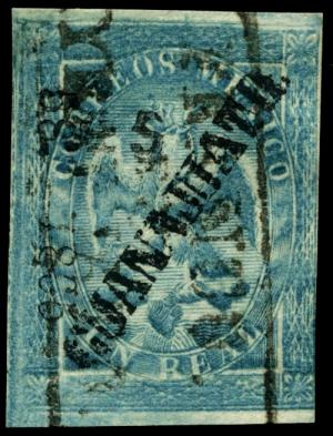 Stamp_Mexico_1864_1r_eagle.jpg