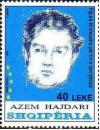Colnect-1539-671-Azem-Hajdari-1963-1998-assassinated-Albanian-politician.jpg