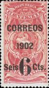 Colnect-3012-130-Telegraph-stamp-with-overprint-6c-on-25c.jpg