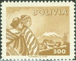 Colnect-1558-911-Indians-and-Mt-Illimani.jpg