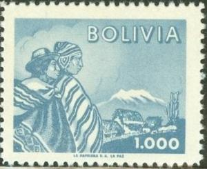 Colnect-1558-912-Indians-and-Mt-Illimani.jpg