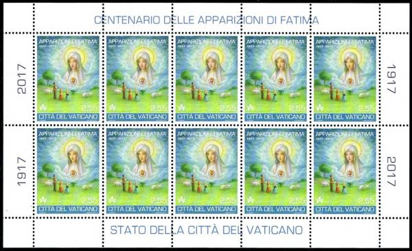 Colnect-4149-844-Centenary-of-the-Apparitions-of-Our-Lady-of-Fatima.jpg