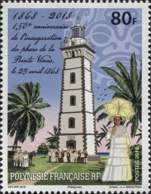 Colnect-5134-833-150th-Anniversary-of-Point-Venus-Lighthouse.jpg