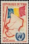 Colnect-894-192-Map-of-Chad-national-flag--amp--UNO-logo.jpg