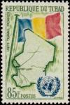 Colnect-894-193-Map-of-Chad-national-flag--amp--UNO-logo.jpg