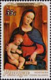 Colnect-3657-526-Madonna-and-Child-by-Raphael.jpg