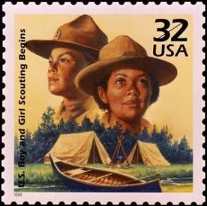 Boy_and_Girl_Scouting_begins_Celebrate_the_Century_stamp.jpg