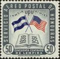 Colnect-4966-957-Flags-of-Honduras-and-the-United-States.jpg