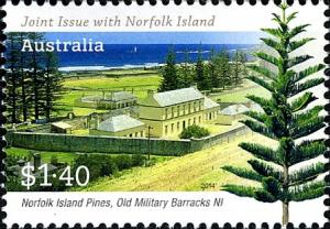Colnect-2261-270-Norfolk-Island-pines-Old-Military-Barracks.jpg