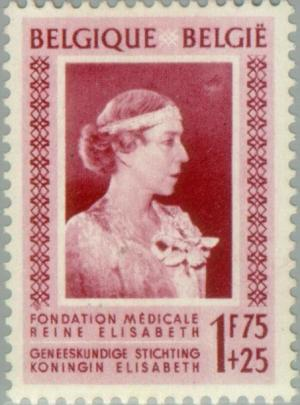 Colnect-184-068-Queen-Elisabeth-fund.jpg