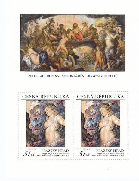 Colnect-3781-937-Peter-Paul-Rubens-Assembly-of-Olympian-Gods.jpg