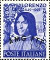 Colnect-1419-599-5%C2%B0-centenary-of-the-birth-of-Lorenzo-the-Magnificent.jpg