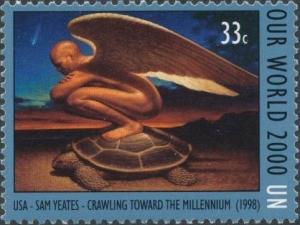 http://stampdata.com/files/thumbs/ez/300px-Colnect-2126-740-Crawling-the-millennium-by-Sam-Yeates.jpg
