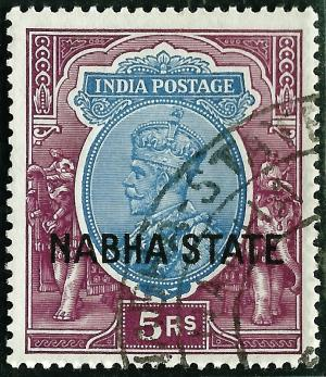 Nabha_Five_Rupees_King_George_V_1932_used.jpg