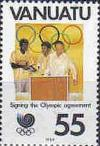 Colnect-1232-207-Signing-of-the-IOC-Statutes.jpg