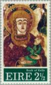 Colnect-128-413-Madonna-and-Child-from-the-Book-of-Kells.jpg