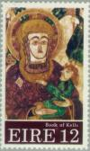 Colnect-128-415-Madonna-and-Child-from-the-Book-of-Kells.jpg