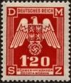 Colnect-617-796-Eagle-with-shield-of-Bohemia-Empire-badge.jpg