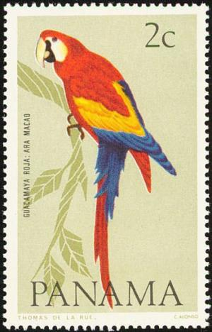 Colnect-1420-236-Scarlet-Macaw-Ara-macao.jpg
