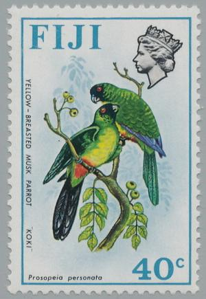 Colnect-2650-149-Yellow-breasted-Musk-Parrot-Prosopeia-personata.jpg