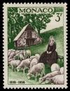 Colnect-4915-530-Bernadette-with-sheeps.jpg