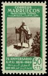 Colnect-1664-691-LXXV-anniversary-of-the-UPU.jpg