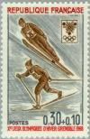 Colnect-144-596-Winter-Olympics-in-Grenoble-Jumping-and-cross-country-skiin.jpg