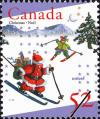 Colnect-2879-766-Santa-and-elf-Skiing.jpg