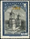 Colnect-4731-942-Cathedral-of-Panama---overprint-1964.jpg